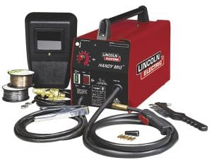Lincoln Electric K2185-1 Handy MIG Welder, Weldinginfocenter