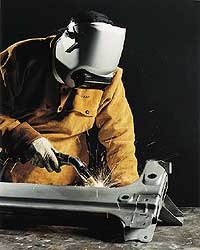 Helpful tips for arc welding safety in the workplace.