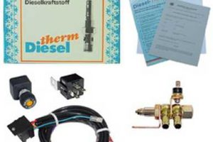 Diesel Fuel Heater: Specifications & Advantages Explained