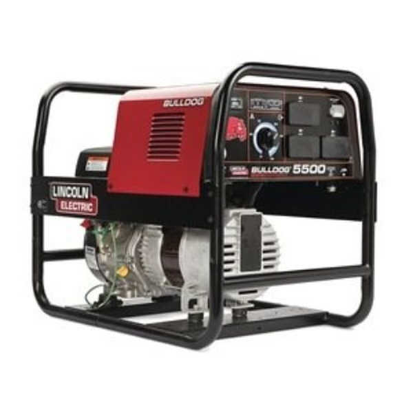Lincoln Electric Bulldog 5500 Engine Driven Welder, Weldinginfocenter