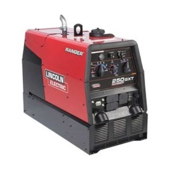 Lincoln Electric Ranger 250 GXT Engine Driven Welder, Weldinginfocenter