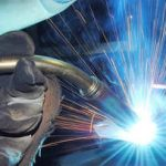 Safety and Health from radiation in welding Industry