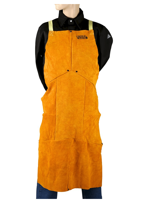 Lincoln Electric Brown Welding Apron