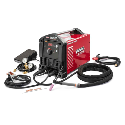 incoln Electric Square Wave TIG Welder