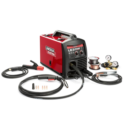 Lincoln Electric MIG Welder with Multi Processes - Transformer