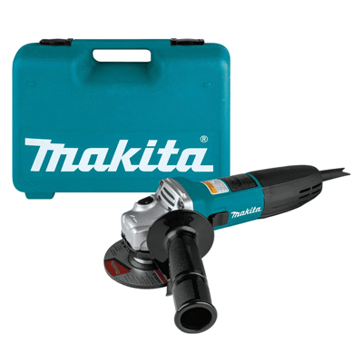 Makita Angle Grinder, with Tool Case
