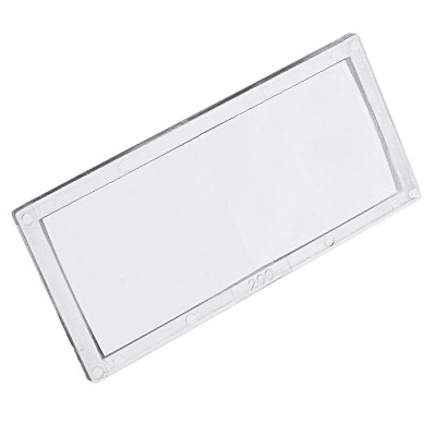 Clear Magnifying Welding Lens