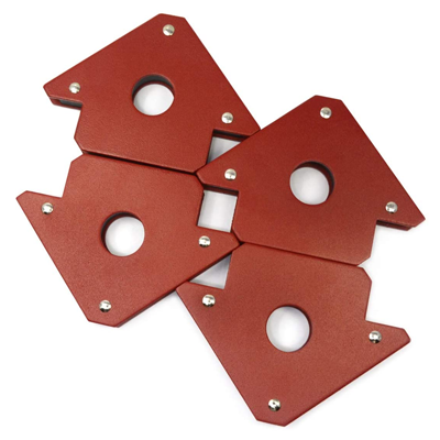 4 Pieces of CMS Magnetics Magnetic Welding Holder