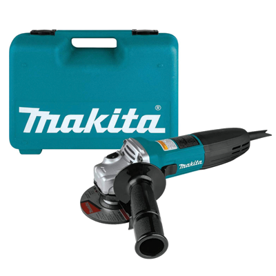 Makita Angle Grinder with Tool Case